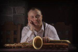 Профессиональный саксофонист в Москве