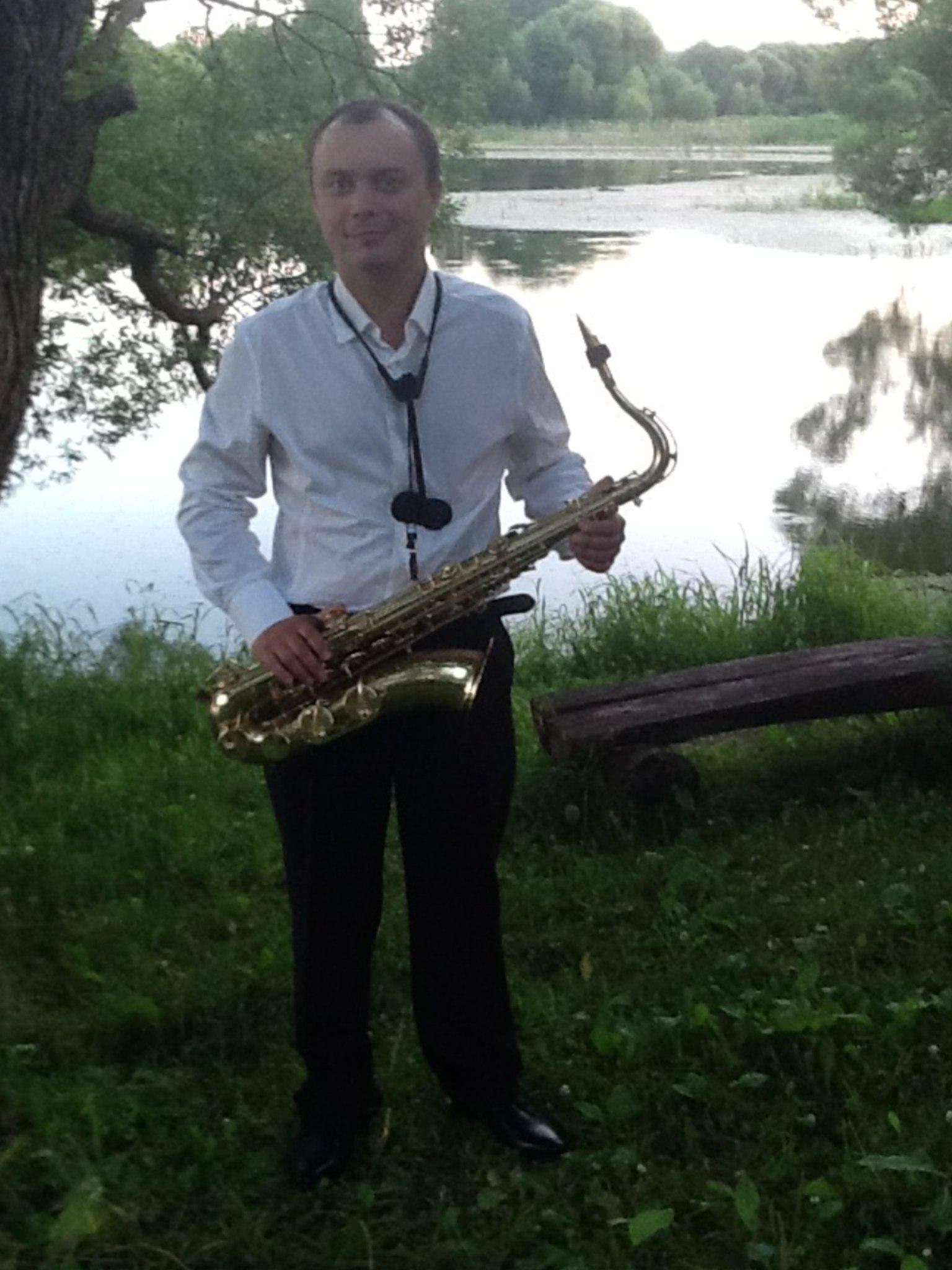 Саксофонист на выездную регистрацию в Москве