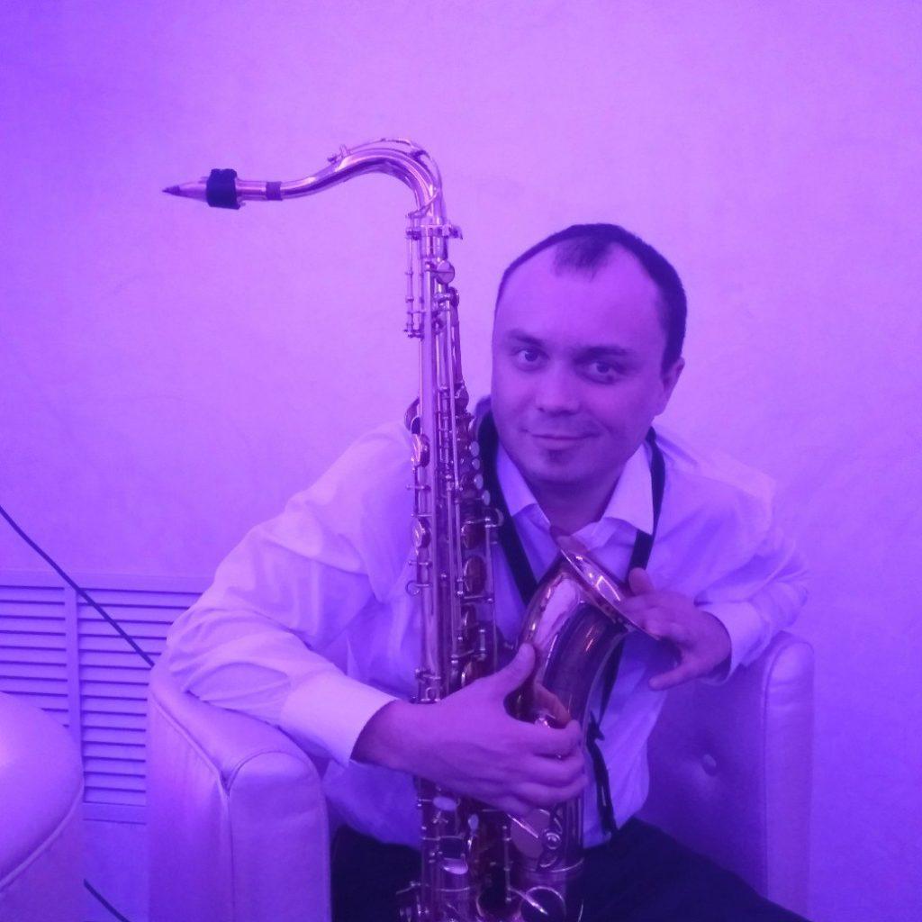 Саксофонист диджей в Москве