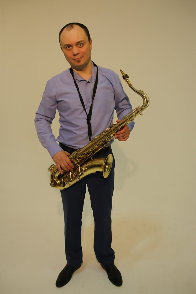 Уроки на саксофоне в Москве